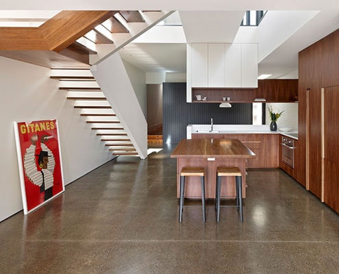 North Fitzroy House by AM Architecture (via Lunchbox Architect)