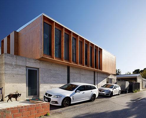 North Perth House