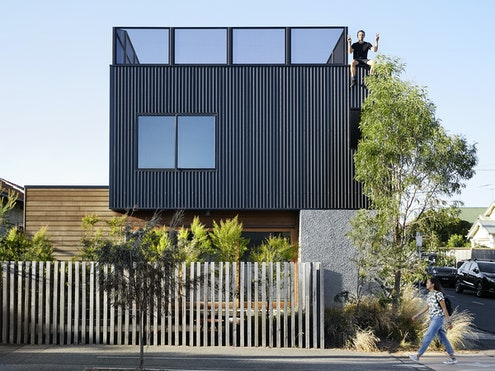 North Street House by  (via Lunchbox Architect)