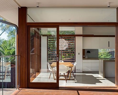 Northbridge House 2 by Roth Architects (via Lunchbox Architect)