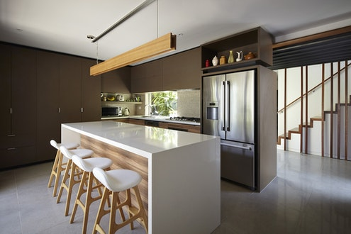 Northcote House by Adam Dettrick Architects (via Lunchbox Architect)