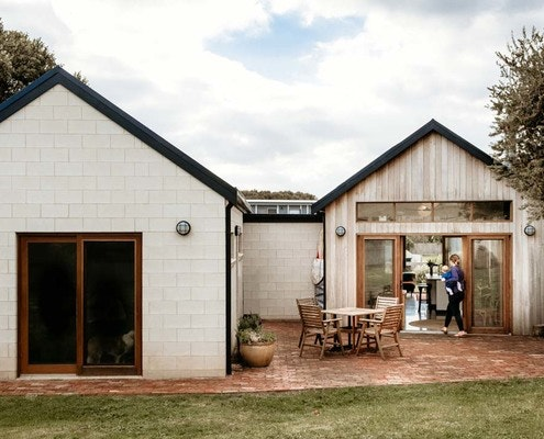 Offset House by Architopia (via Lunchbox Architect)