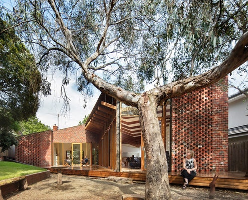 Old Be-al House by FMD Architects (via Lunchbox Architect)
