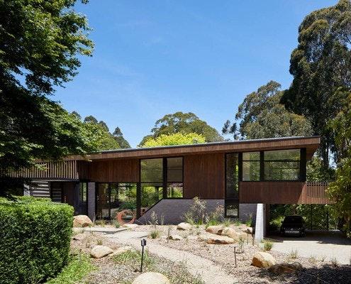 Olinda House by Bent Architecture (via Lunchbox Architect)