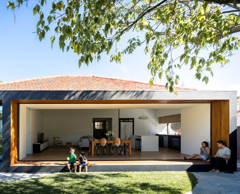 Open House by MODO Architecture (via Lunchbox Architect)