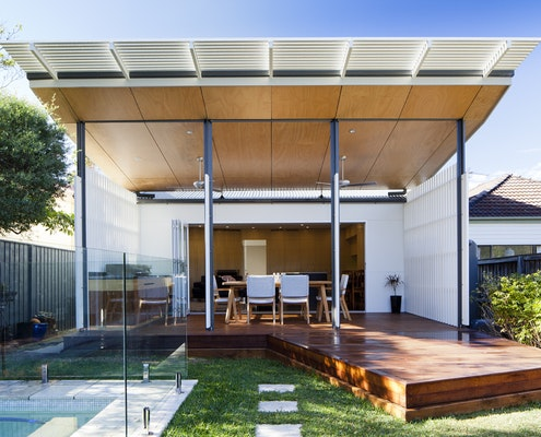 Open up and let me in by Hobbs Jamieson Architecture (via Lunchbox Architect)