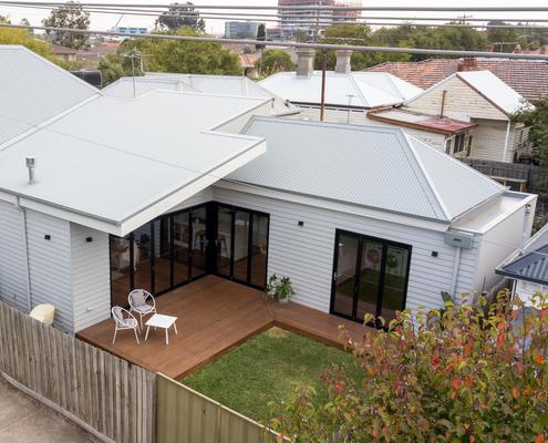 Origami Fold House