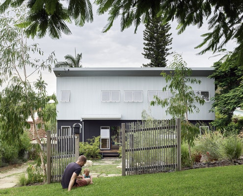 OURHOUSEWANDAL by Design + Architecture (via Lunchbox Architect)