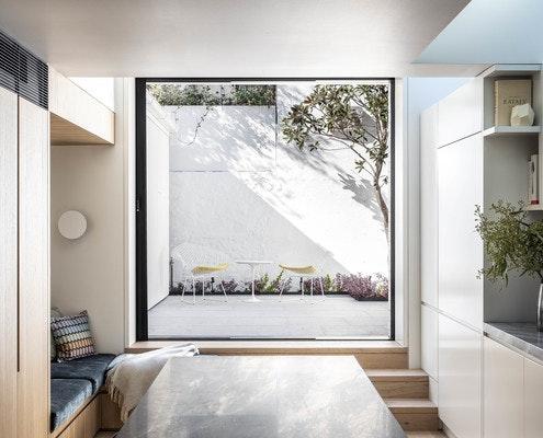 Paddington House by Porebski Architects (via Lunchbox Architect)