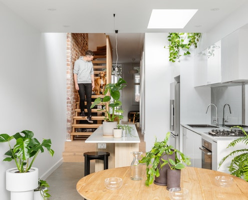 Paddo Terrace by Sandbox Studio Architecture & Design (via Lunchbox Architect)