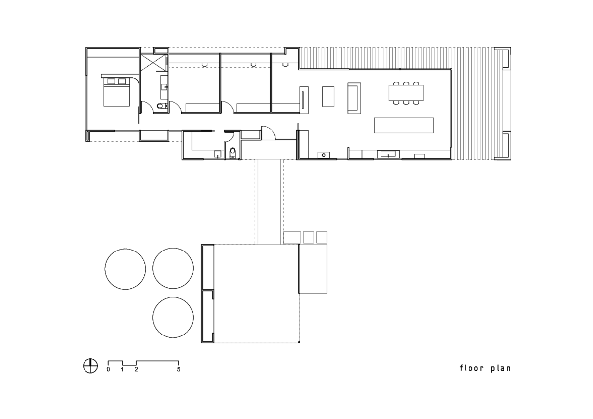 Paddock House