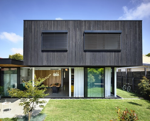Paperback House by Ben Callery Architects (via Lunchbox Architect)