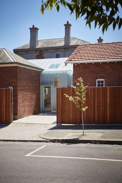 Parkville House by Steffen Welsch Architects (via Lunchbox Architect)