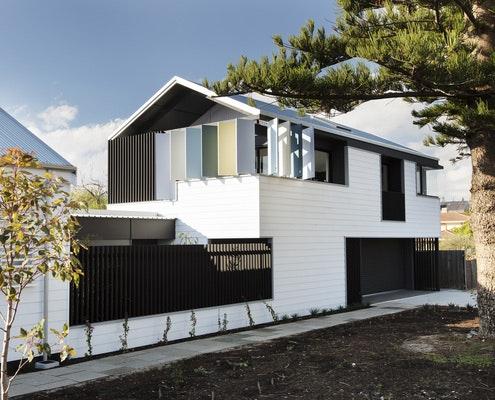 Parmelia Street House by Philip Stejskal Architects (via Lunchbox Architect)