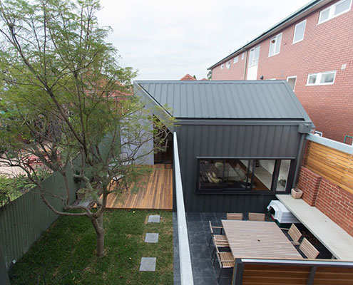 Patterson Street Residence