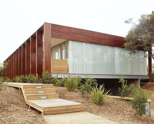 Peninsula House by Watson Architecture + Design (via Lunchbox Architect)