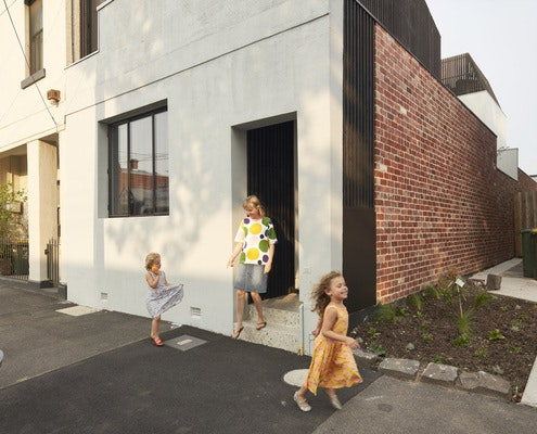 Perfect-Imperfect House by Megowan Architectural (via Lunchbox Architect)