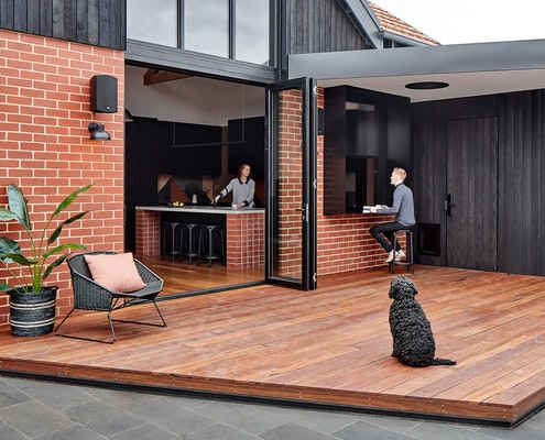 Pine House by Bryant Alsop (via Lunchbox Architect)