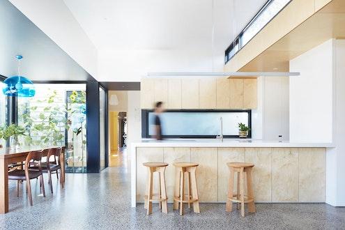 Pod House by Nic Owen Architects (via Lunchbox Architect)