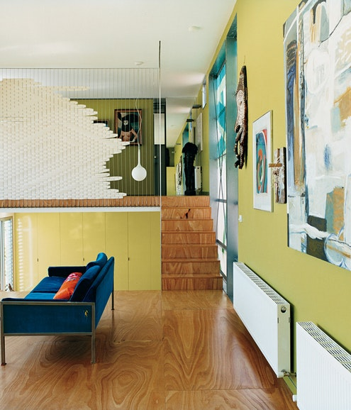 Polygreen by Bellemo & Cat Architects (via Lunchbox Architect)
