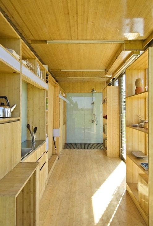 Port-a-Bach by AtelierWorkshop (via Lunchbox Architect)
