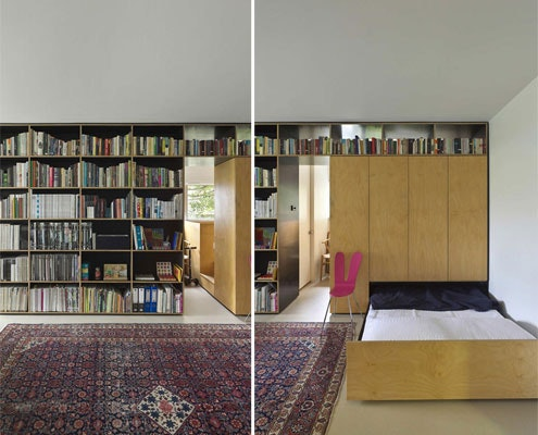 Potts Point Apartment by Anthony Gill Architects (via Lunchbox Architect)