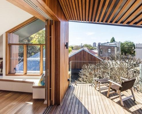 Power Lane House by CHORDstudio (via Lunchbox Architect)