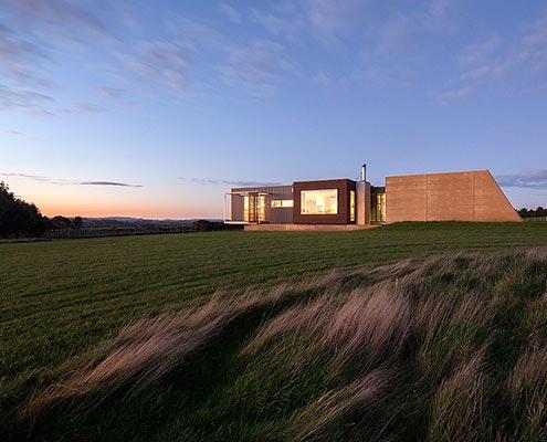 Prebuilt Prefab House Inverloch by Prebuilt (via Lunchbox Architect)