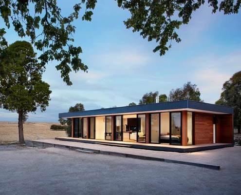 Prefab Staff Accommodation by Modscape (via Lunchbox Architect)