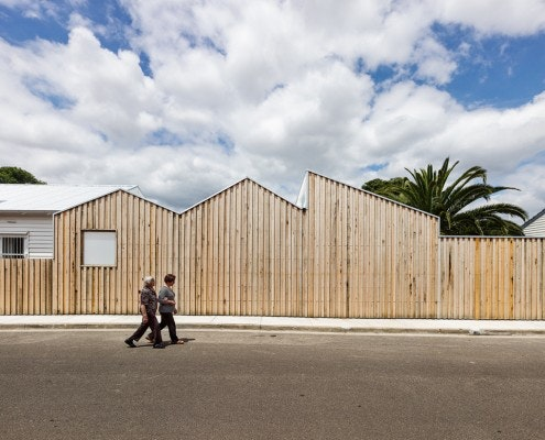 Profile House by BLOXAS Architects (via Lunchbox Architect)