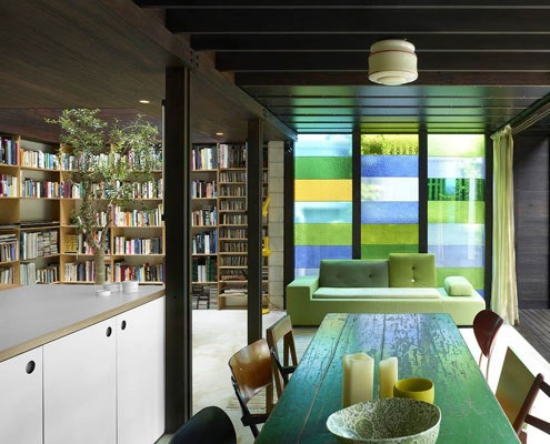 Raven Street House by James Russell Architects (via Lunchbox Architect)