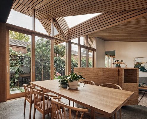 Ripple House by FMD Architects (via Lunchbox Architect)