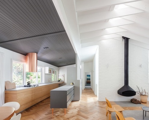 Riverview House by Nobbs Radford Architects (via Lunchbox Architect)