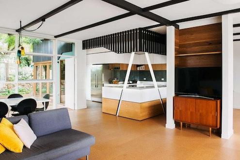 Rosanna House by Nest Architects (via Lunchbox Architect)
