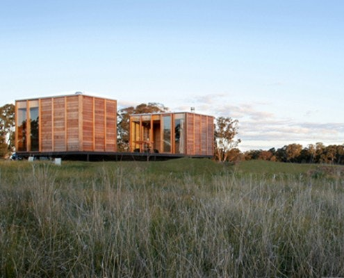 Salt River Rural Retreat by ARKit (via Lunchbox Architect)