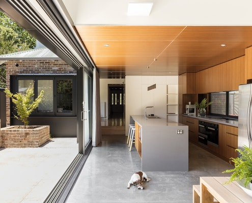Sampson House by Source Architects (via Lunchbox Architect)