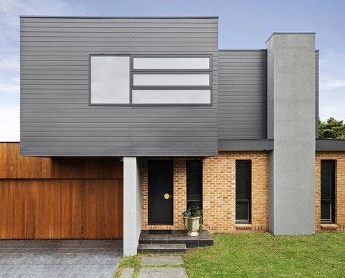 Sandringham Residence by Minett Studio Architecture & Design (via Lunchbox Architect)