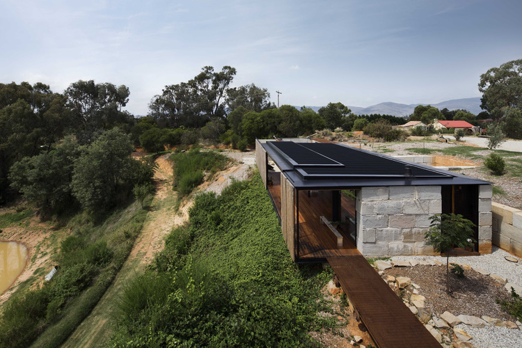Sawmill House by Archier (via Lunchbox Architect)