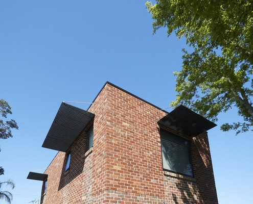 Scott by Foomann Architects (via Lunchbox Architect)