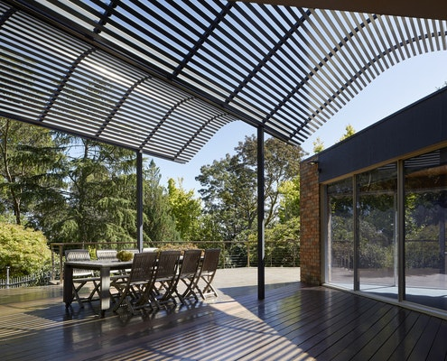 Shadow Play by Inbetween Architecture (via Lunchbox Architect)