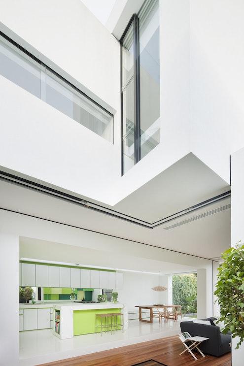 Shakin' Stevens Residence by Matt Gibson Architecture (via Lunchbox Architect)