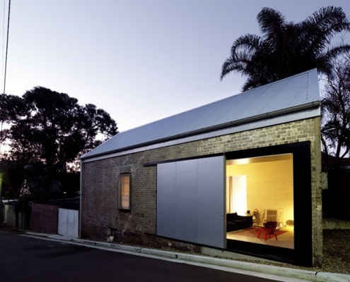 The Shed by Richard Peters Associates (via Lunchbox Architect)