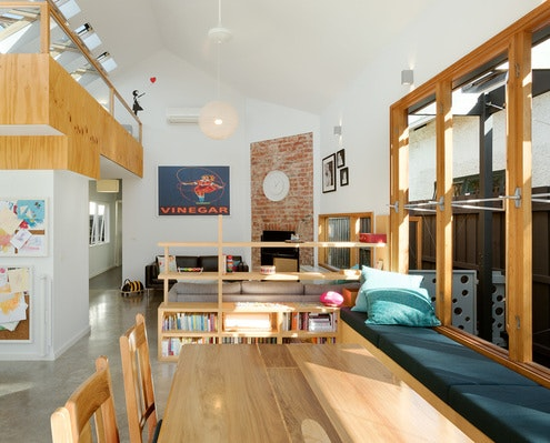 Smart Home by Green Sheep Collective (via Lunchbox Architect)