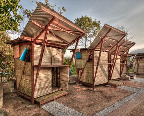 Soe Ker Tie Houses Thailand