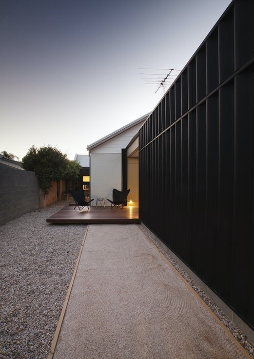 Soloman Street Alterations and Additions by Philip Stejskal Architects (via Lunchbox Architect)