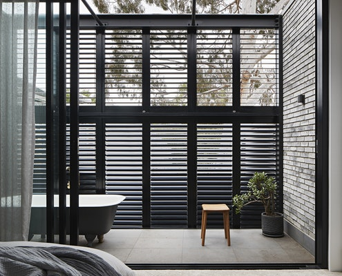 South Melbourne Terrace by Eliza Blair Architecture (via Lunchbox Architect)