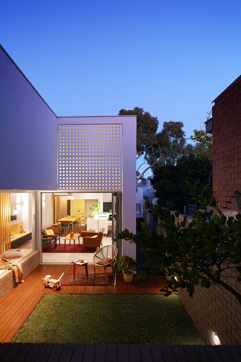South Terrace Alterations and Additions by Philip Stejskal Architects (via Lunchbox Architect)