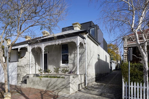 South Yarra House by de.arch (via Lunchbox Architect)