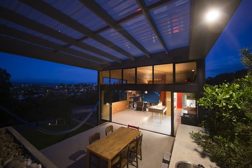 Southern Outlet House by Philip M Dingemanse Architects (via Lunchbox Architect)