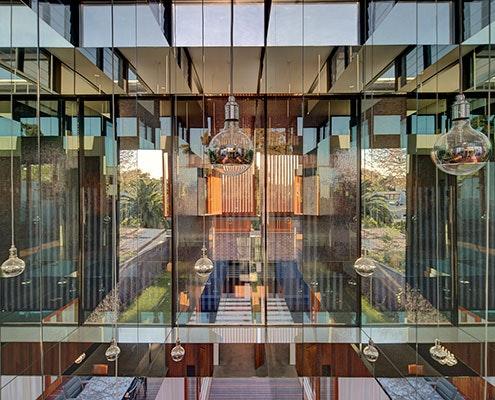 spiegel-haus-carterwilliamson-architects by Carterwilliamson Architects (via Lunchbox Architect)